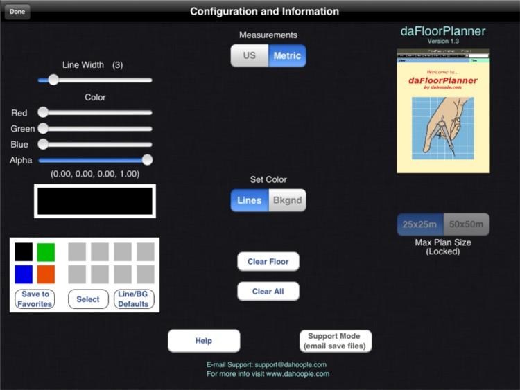 daFloorPlanner screenshot-4