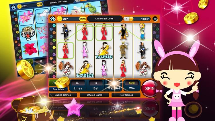 Mandarin Palace casino bonus