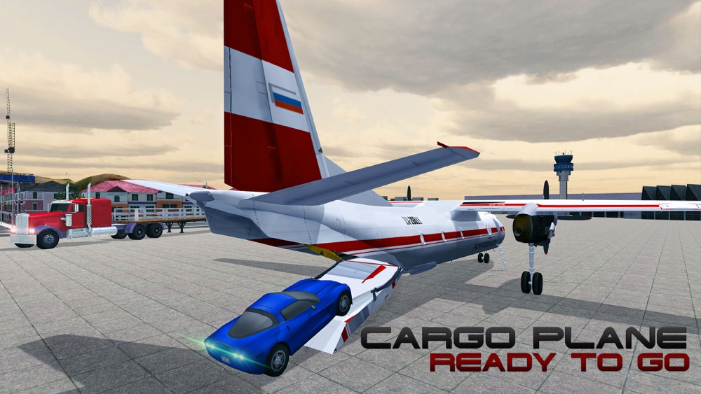 Airplane Pilot Car Transporter 3D – Aircraft Flying Simulation Game Cheat Codes