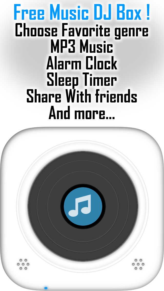 download Free MP3 music hits box - Stream free music songs and tracks from the best internet radio stations apps 0