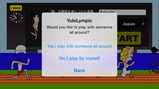 YubiLympic screenshot three