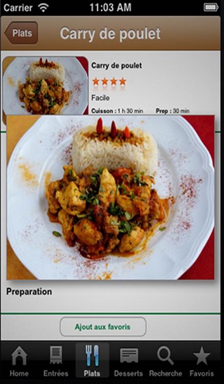 Cuisine Antillaise screenshot-3