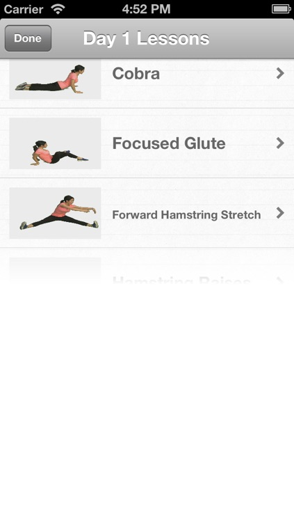 Touch Your Toes - Flexibility Trainer screenshot-3