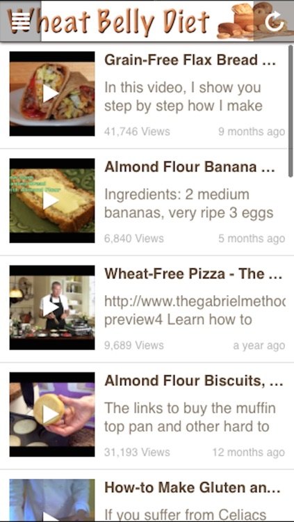 Wheat Belly Diet screenshot-3