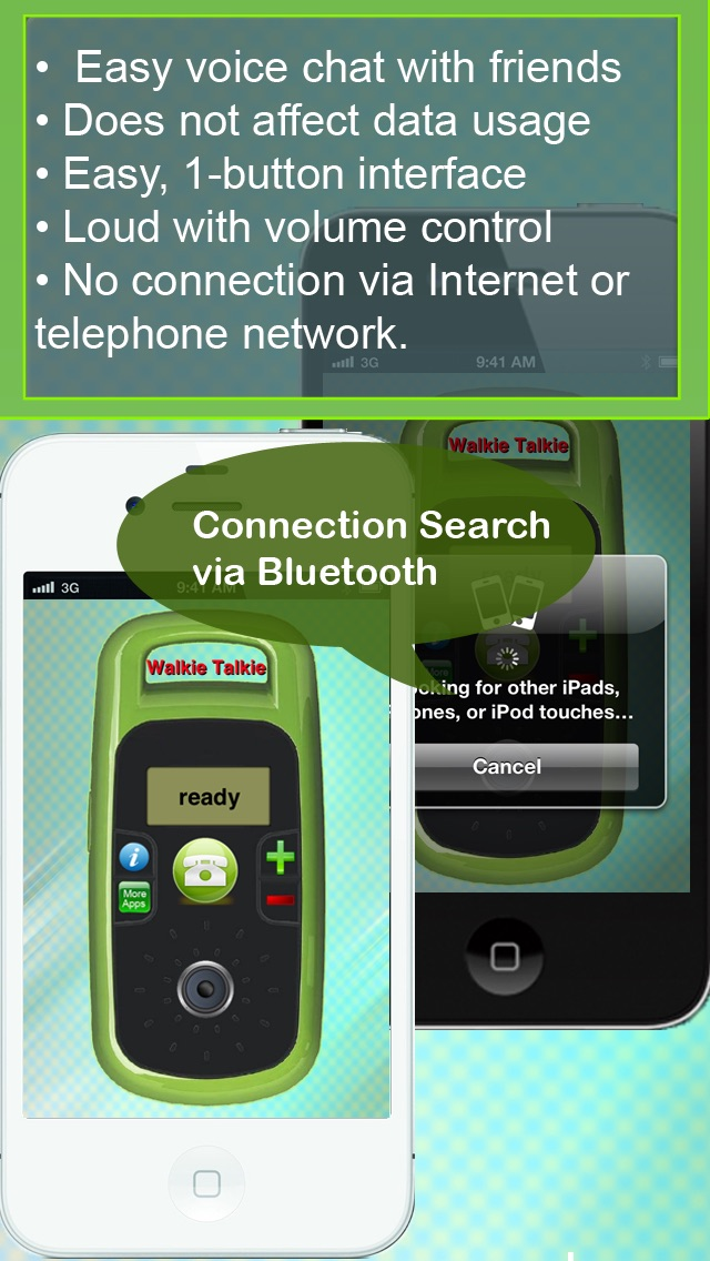 Bluetooth Call Lite Скриншоты3