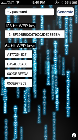 wifi key generator app