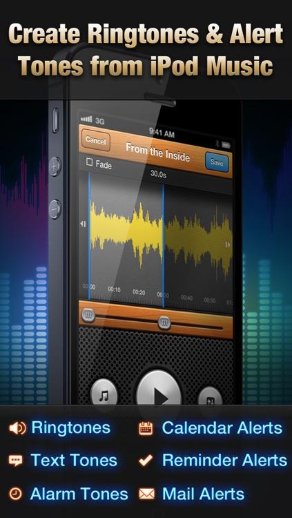 Ringtone Unlimited Pro - Create Unlimited Ringtones & Alert Tones