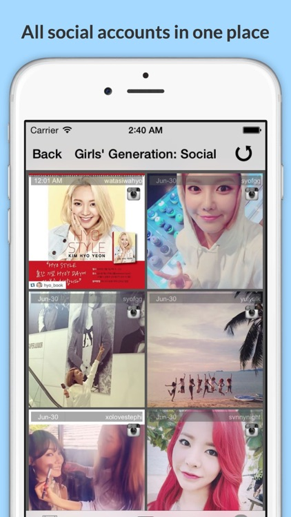 KPop Starz: Real-time Chart & K-Pop Radio + Videos, Music, Photos, Social & News screenshot-3