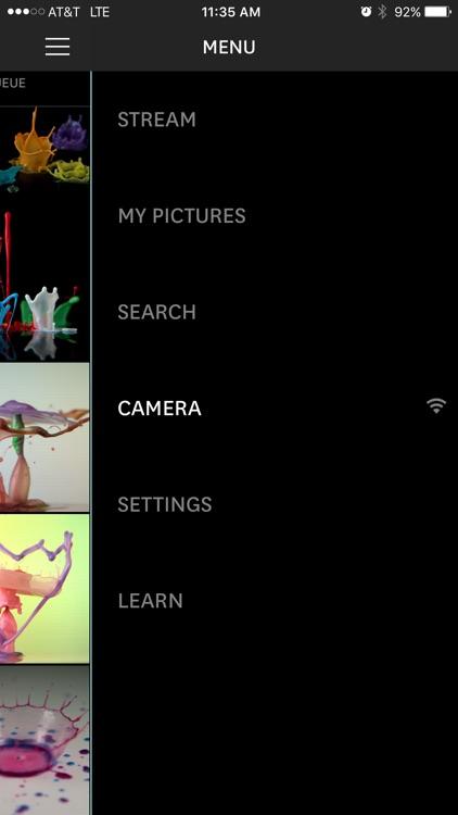 Lytro Mobile App screenshot-4