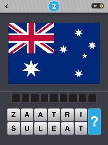 Флаг плей-Аферисты Flags Quiz бесплатно для iPad