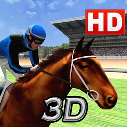 Virtual Horse Racing 3D HD