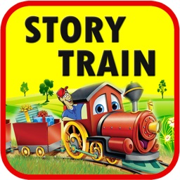 Story Train - Kids Stories and Coloring.