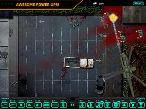 SAS: Zombie Assault TD HD iPad app afbeelding 5