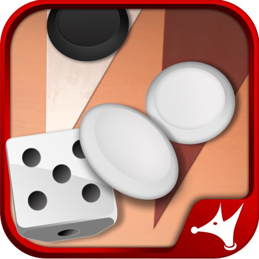 Top Backgammon HD icon