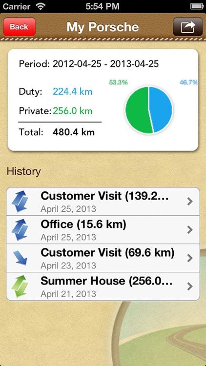 Log My Trip screenshot-3