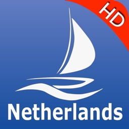 Netherlands GPS Nautical charts pro