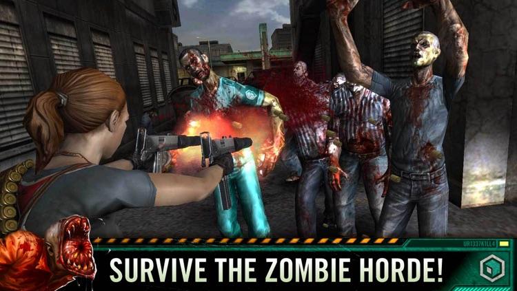 Contract Killer Zombies 2 screenshot-3