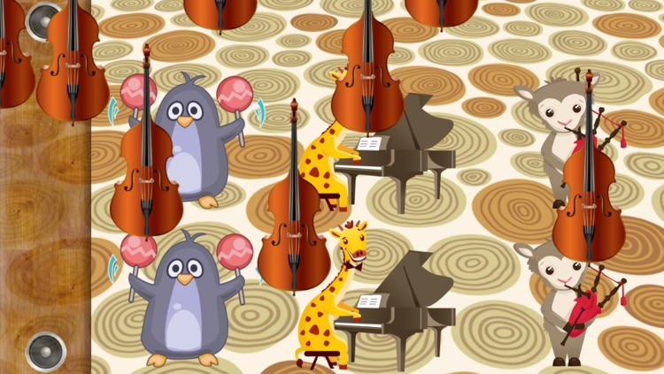 Music Games for Toddlers and Kids : discover musical instruments and their sounds ! screenshot-3