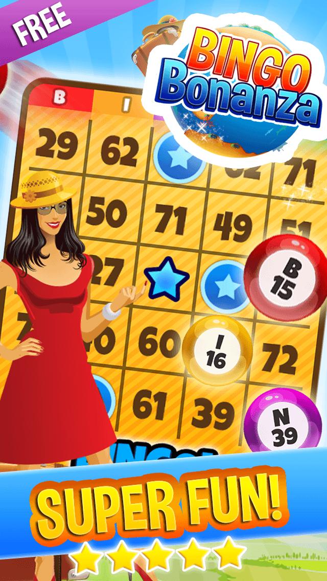 Bingo Bonanza Island - Win The Casino Numbers Game And A