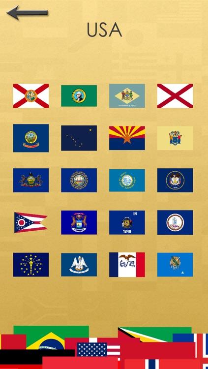 Countries Flags Quiz screenshot-3
