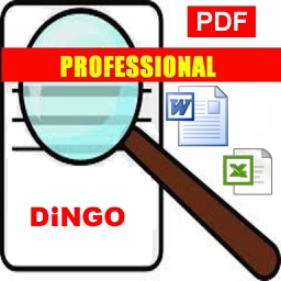 PDF Document Reader DINGO Professional