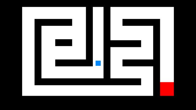 Scary Maze Game Screenshot