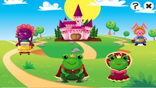 フェアリーテイルキッズゲーム!無料の教育タスクの各種設定:計算回数、魔法&動物を検索のおすすめ画像2