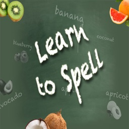 Autism App:  Learn To Spell Fruits