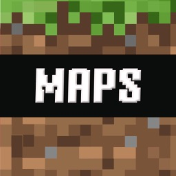 Maps For Minecraft PE+PC