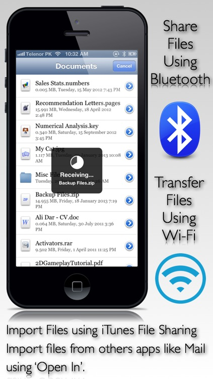File Manager Pro - With Wireless Sharing & Passcode Protection screenshot-4