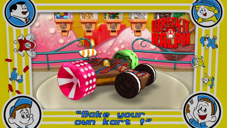 Wreck-It Ralph Storybook Deluxe screenshot-4