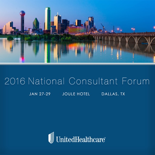 National Consultant Forum 2016