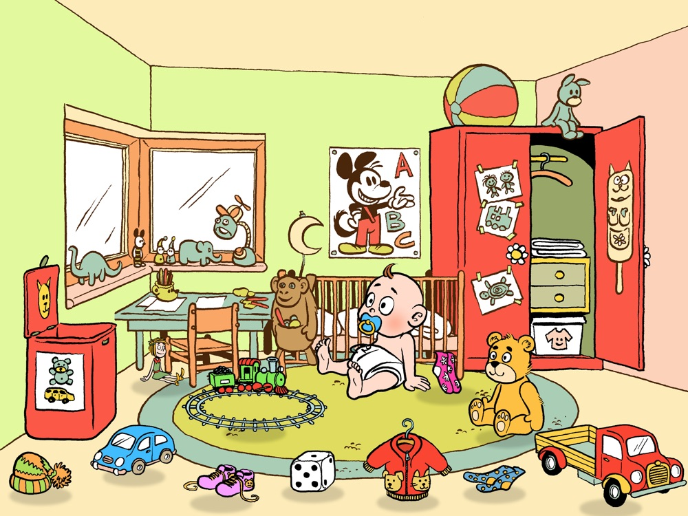 TidyUp! clean the room & house – best free puzzle educational games for kids or your toddler (learn & teach) Cheat Codes