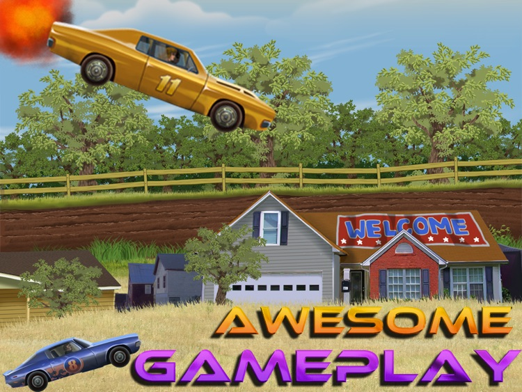 Ace Moonshine Pro: Stock car speed racing game