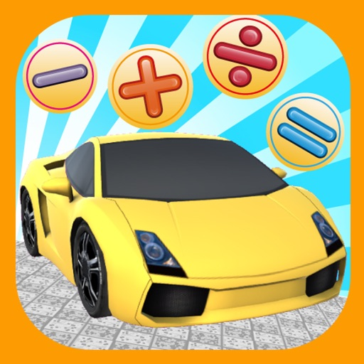 Math Race 3D - Educational mathematics learning game