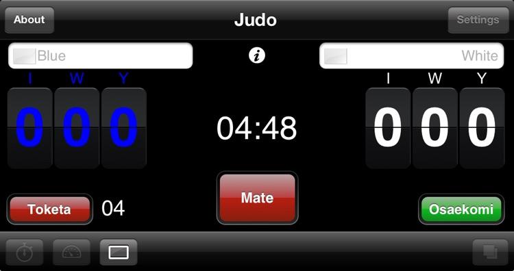 Judo screenshot-2
