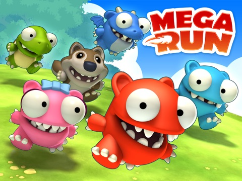 Mega Run - Redford's Adventure на iPad