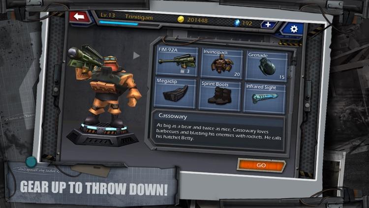 WarCom: Shootout screenshot-3