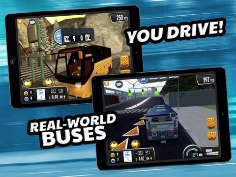 Screenshot #1 for Bus Driver - Pocket Edition