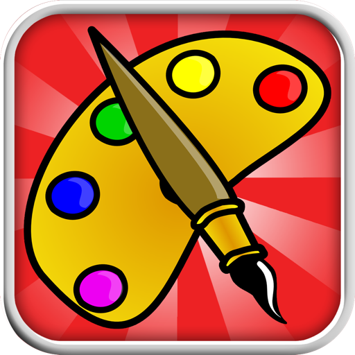 Color Objects For Kids icon