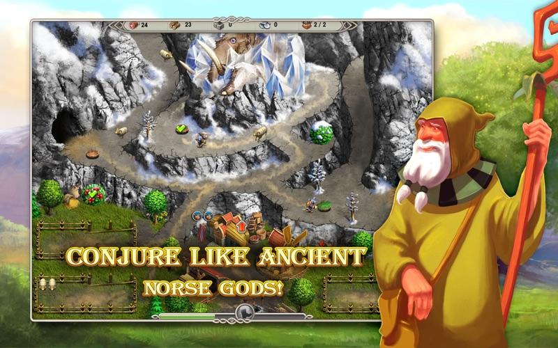 Viking Saga The Cursed Ring (Free) screenshot 5