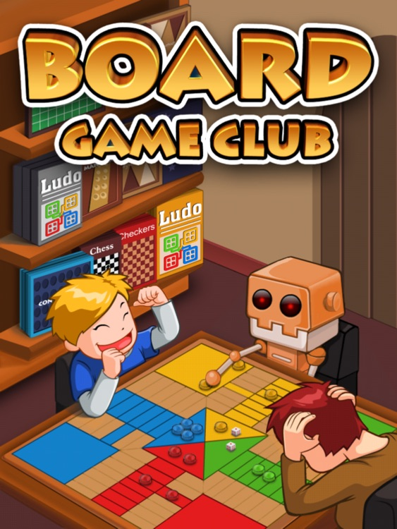 6-in-1 Board Game Club HD