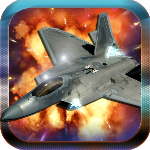 A Modern Action War: Jet Combat Shooting Game HD Free