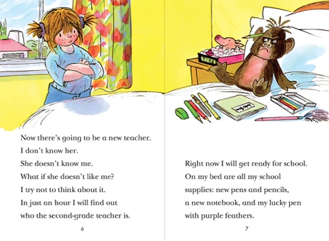 Get Ready For Second Grade Amber Brown By Paula Danziger On Apple Books