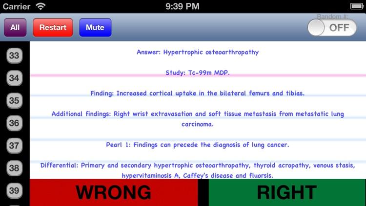 Nuclear Medicine Flashcards screenshot-3