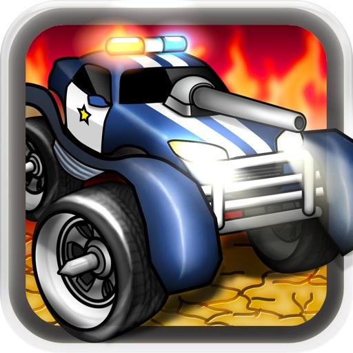 Tiny Police Monster Truck Vs. Car Warriors - Бесплатная Игра - Скачать Игры Бесплатно Бесплатные Игры Гонки Игры Стрелялки Мини Игры Игры Бродилки Игры Драки
