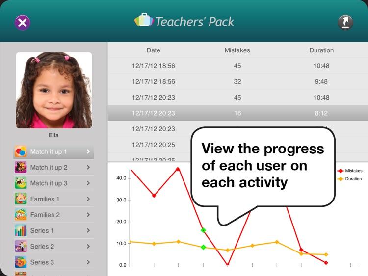 Teachers' Pack 1 screenshot-3