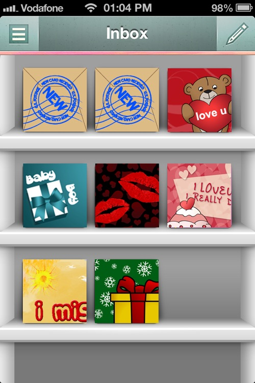 Greetings Studio (Personalized Greeting Cards)
