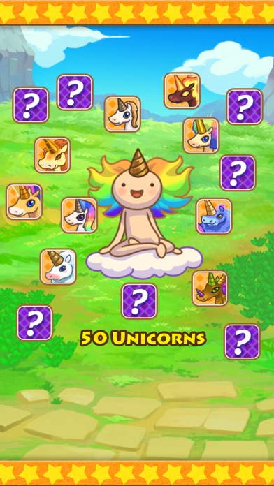 Unicorn Evolution World Screenshot on iOS