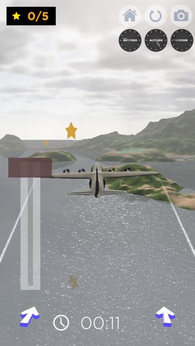 フライト飛行機シミュレータレーシング駐車場モバイルシミュレーション版のおすすめ画像5